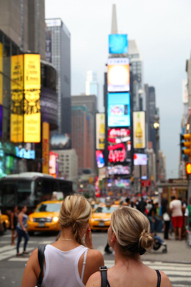 Esgar Viajes_Times Square