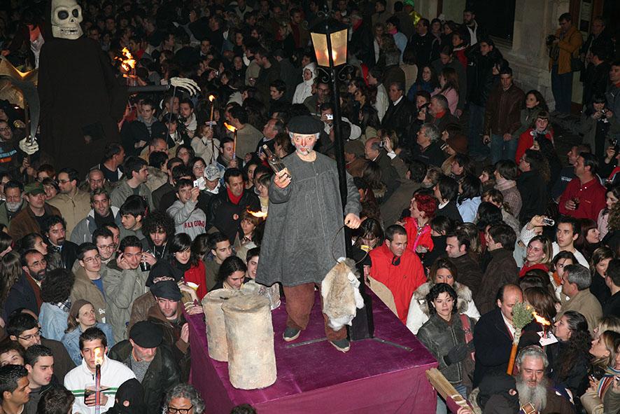 El entierro de Gerarnín en León