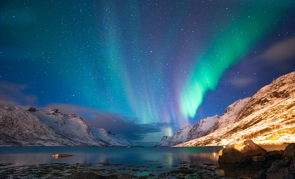 Esgar Viajes- Aurora Boreal en Noruega