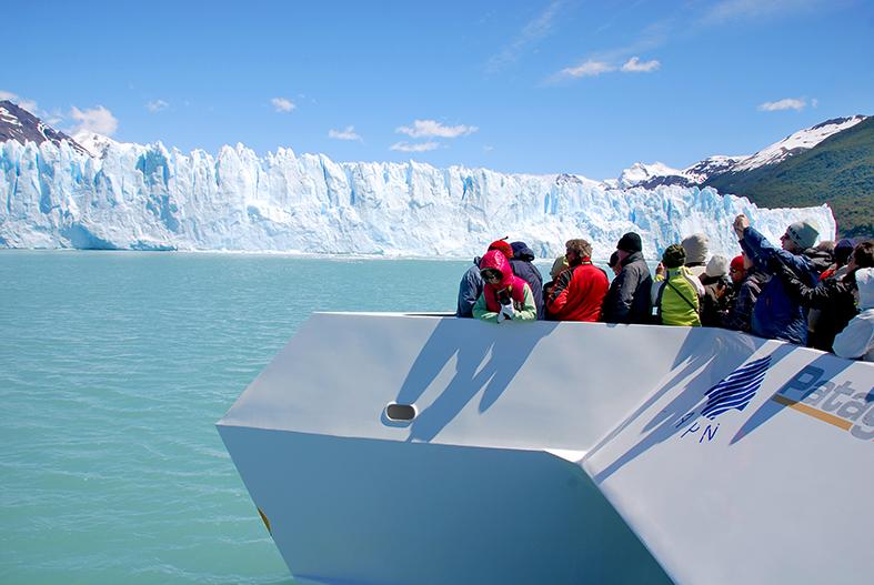 Esgar Viajes-Deshielo de los glaciares en la Patagonia