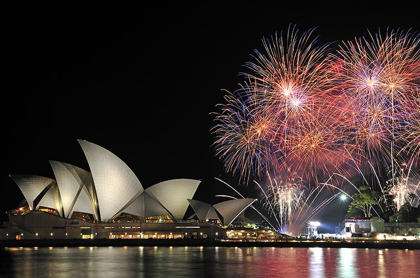 Esgar Viajes- Fin de año Sydney