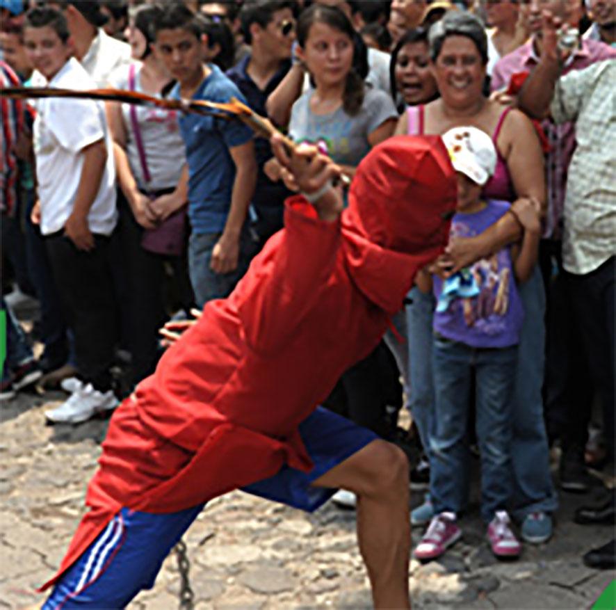 demonios del Salvador